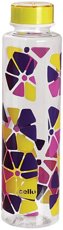 Cello Contempo 1000 ml Water Bottle(Set of 1, Multicolor)
