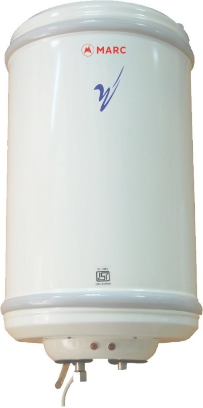 Marc 15 L Storage Water Geyser(White, Maxhot 15ltr)