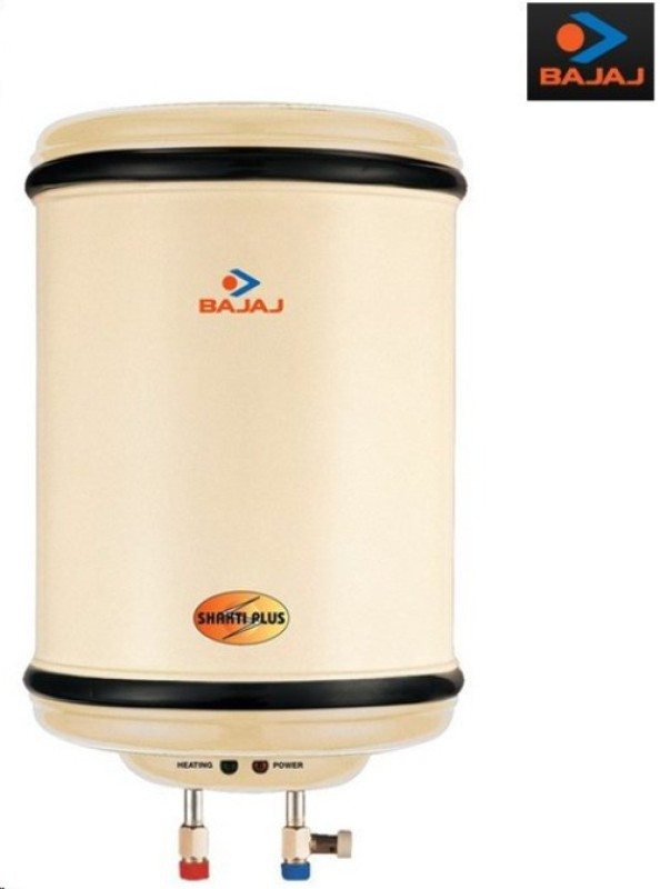Bajaj 10 L Storage Water Geyser(IVORY, SHAKTI PLUS 4 STAR)