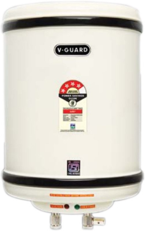 V Guard 25 L Storage Water Geyser(Ivory, Steamer)