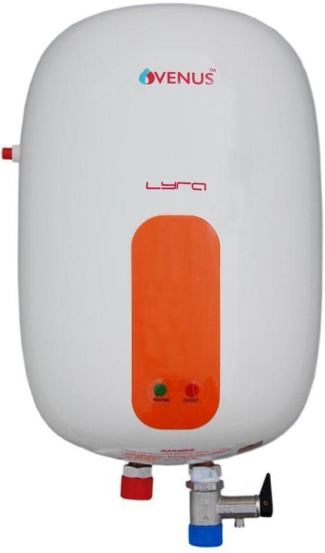 Venus 3 L Instant Water Geyser (Venus 3 Ltr Ltr 003R30 Intant Geysers orange, ivory, Orange)
