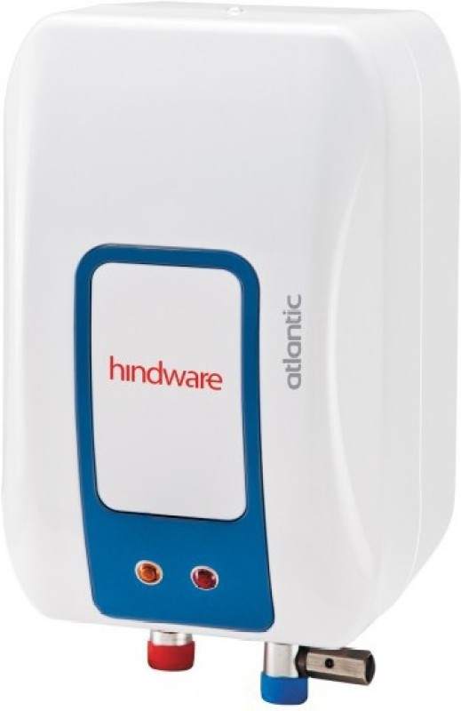 Hindware 1.0 L Instant Water Geyser(White, Intelli 5)
