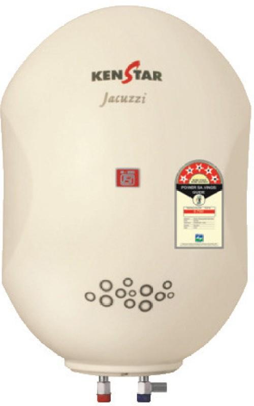Kenstar 10 L Storage Water Geyser(White, Jacuzzi -Kgs10w5p)