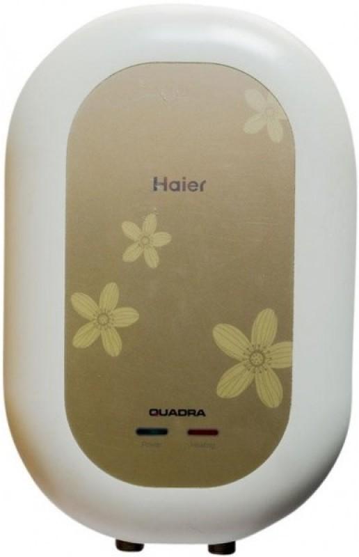 Haier 3 L Instant Water Geyser(Ivory, Quadra)