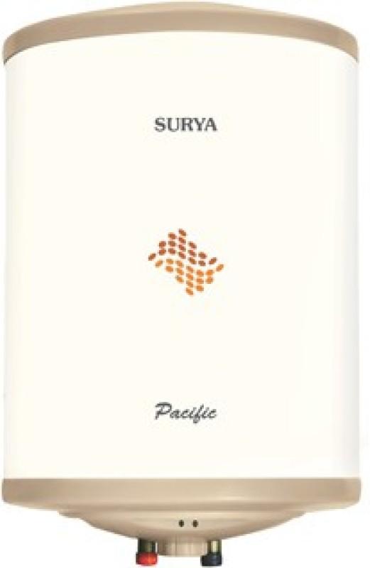Surya 25 L Storage Water Geyser (PACIFIC 25L, IVORY)