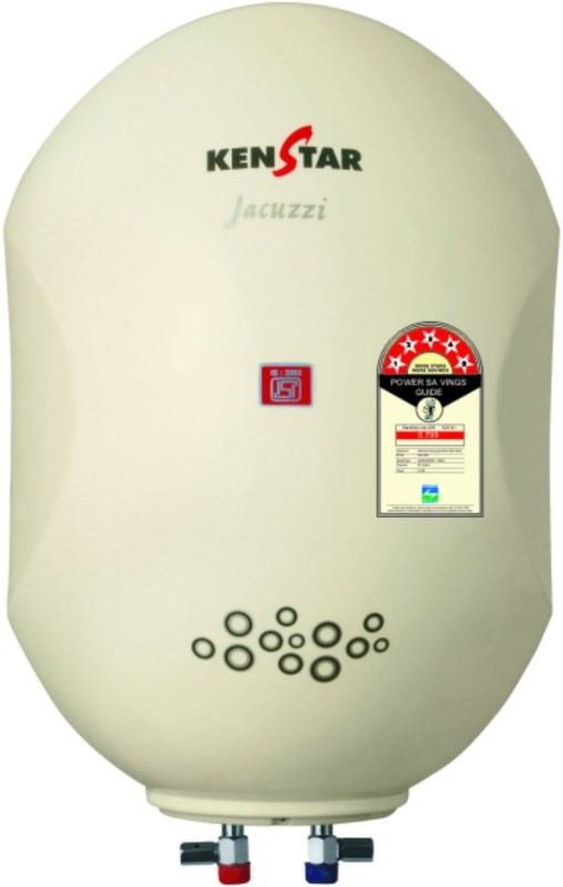 Kenstar 25 L Electric Water Geyser(White, Jacuzzi KGS25W5P)