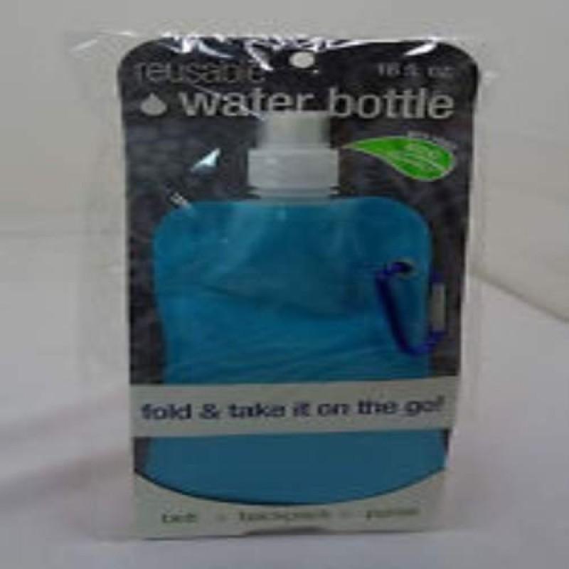 Reusable 473 ml Water Purifier Bottle(Blue)
