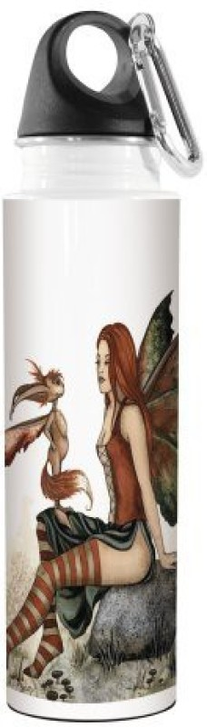 Tree-Free Greetings 532 ml Water Purifier Bottle(Multicolor)