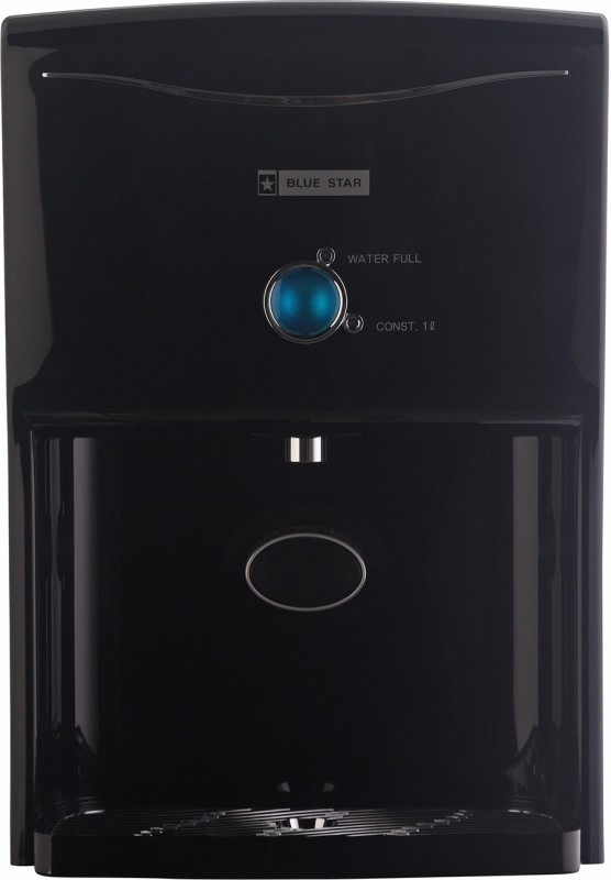 Blue Star Prisma RO+UV 4.2 L RO + UV Water Purifier(Black)