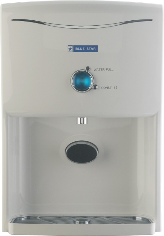 Blue Star Prisma RO+UV 4.2 L RO + UV Water Purifier(White)