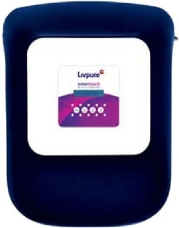 Livpure Smart Touch 8.5 L RO + UV + UF Water Purifier(Blue)