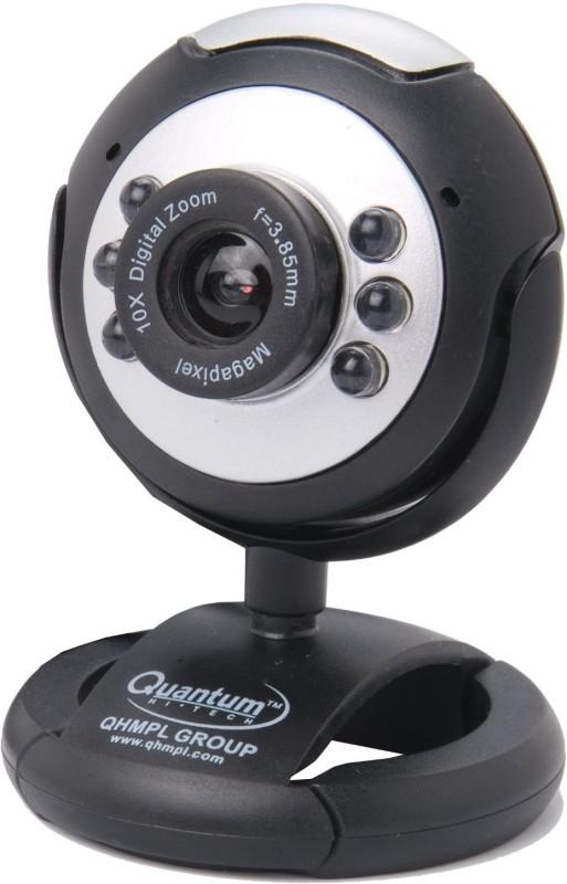 Quantum Quantum QHM495 LM Web Camera  Webcam(Multicolor) image