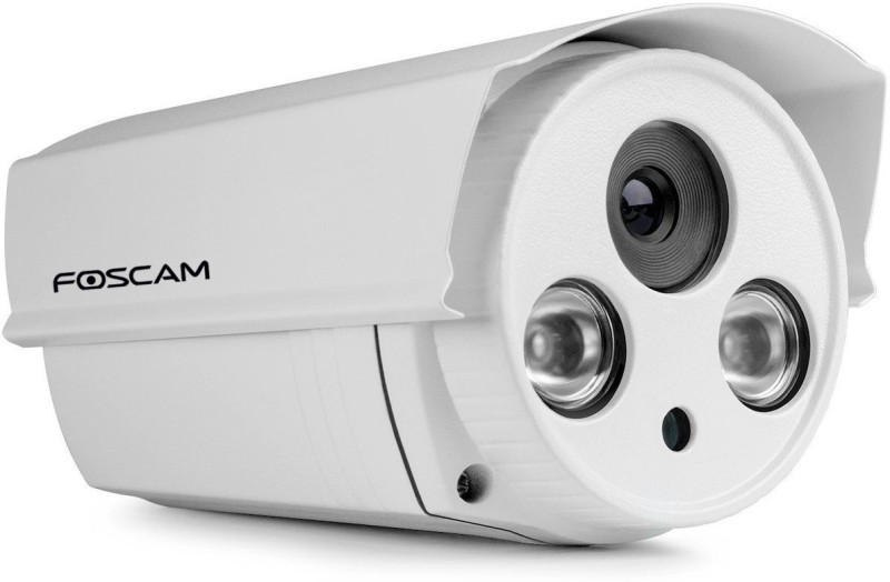 Foscam FOSCAM HT9873P WIRED OUTDOOR HD CAMERA  Webcam(White (Camera)) image