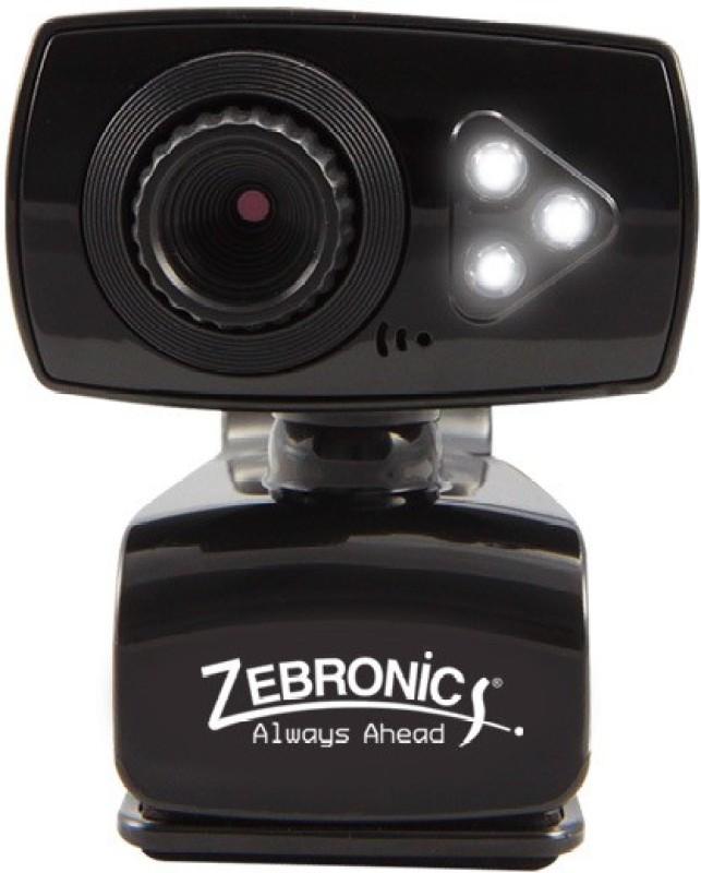 Zebronics Viper Plus  Webcam(Black) image