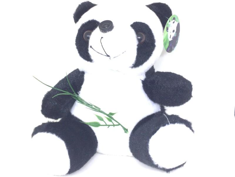 Shrih Plush Panda USB 2.0 HD 10M Camera  Webcam(White And Black) image