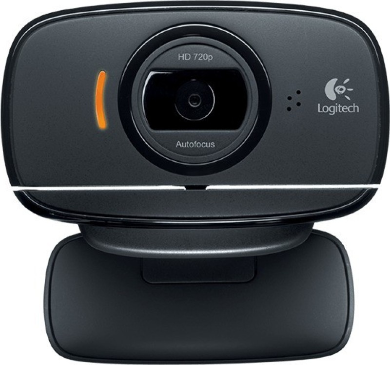Logitech B525 Webcam(Black)