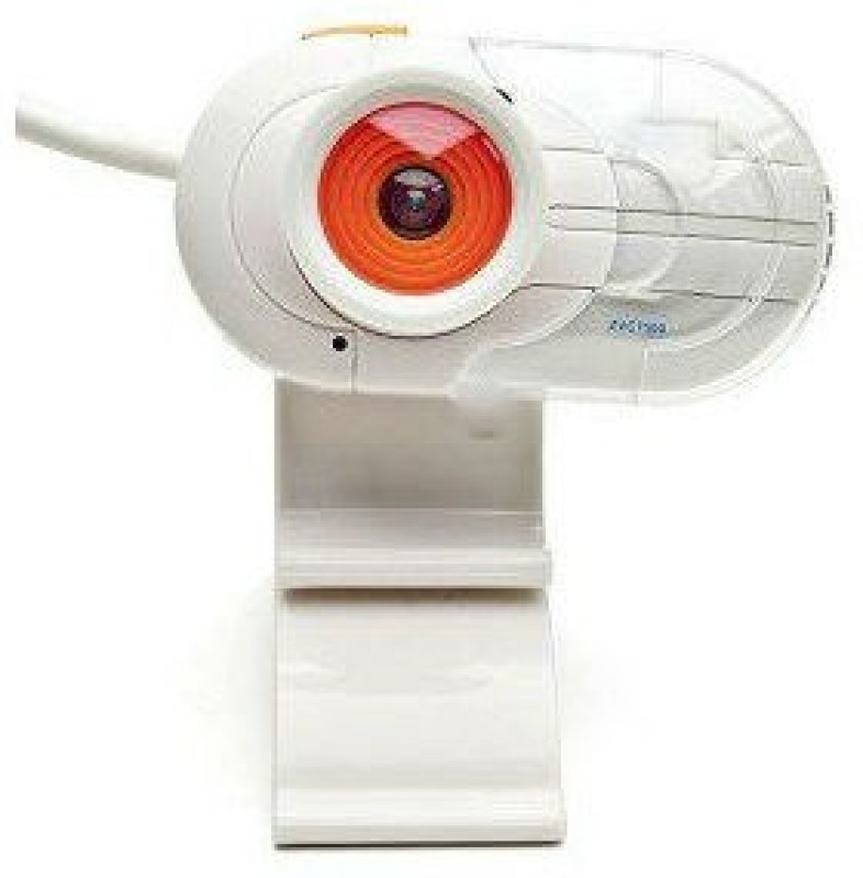 Shrih Portable LCD Clip-On Built-in Microphone 1.3MP USB 2.0  Webcam(White) image
