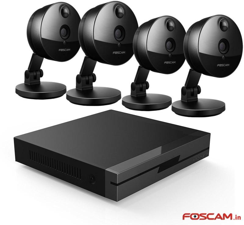 Foscam C1,FN3104H  Webcam(Black) image