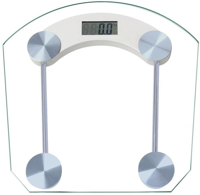 seychelles Measuring Weighing Scale(White)