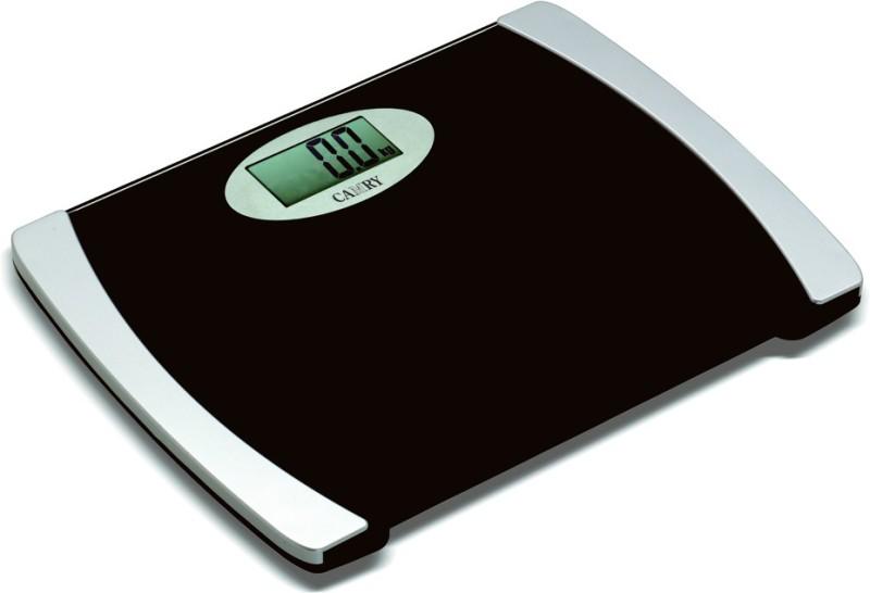 Weightrolux Weight Machine Weighing Scale(Black)