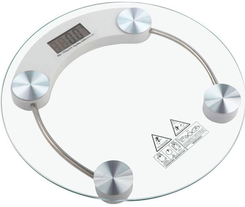 Arkes Digital Weighing Scale(White)