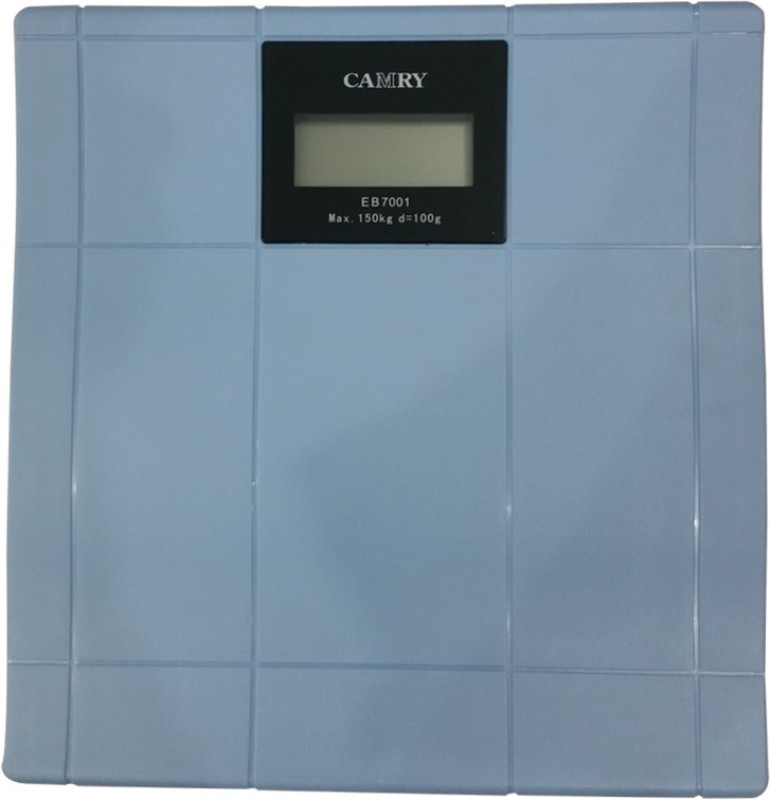 Camry Personal Weighing Scale(Light Grey)
