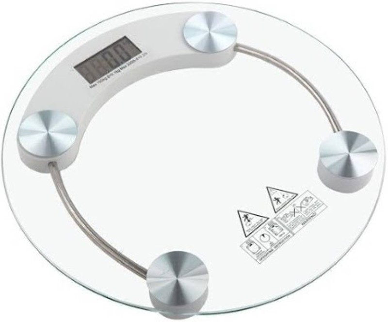 ASAN Digital Personal Weighing Scale 180 KG Weighing Scale(White)