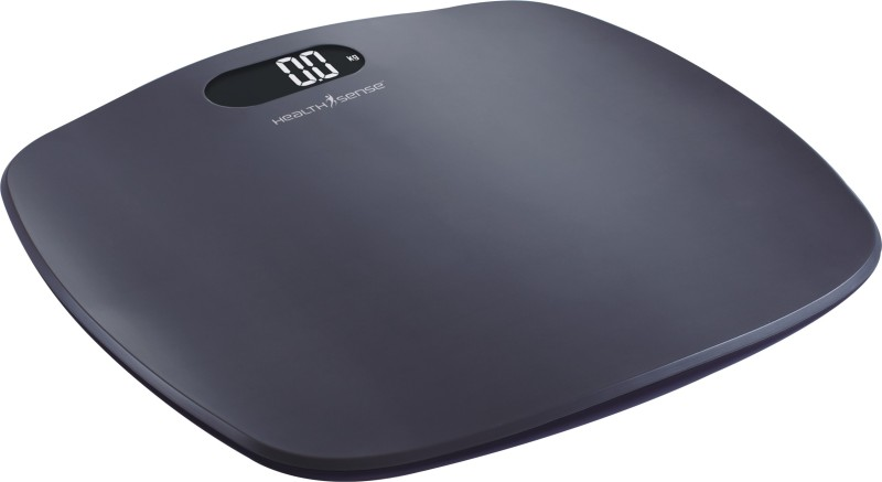 Health Sense Ultra-Lite Personal Weighing Scale(Grey)
