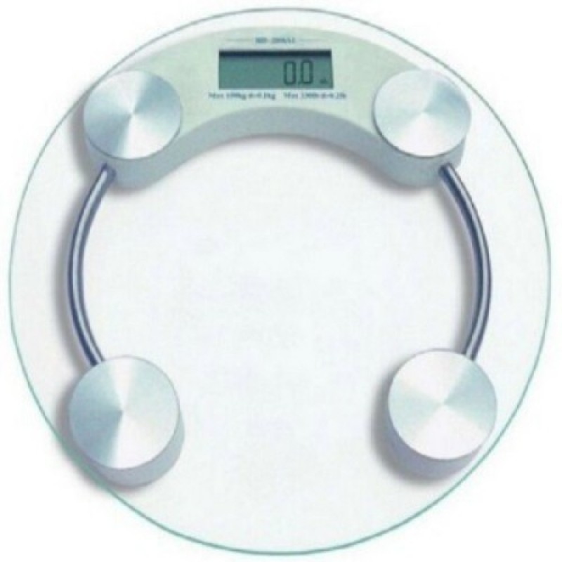 3a Colors DWM001 Weighing Scale(White)