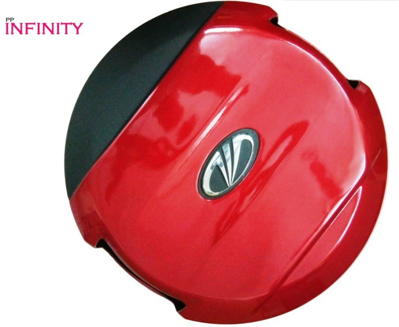PP Infinity TUV Wheel Cover For Mahindra TUV-300(15 cm)