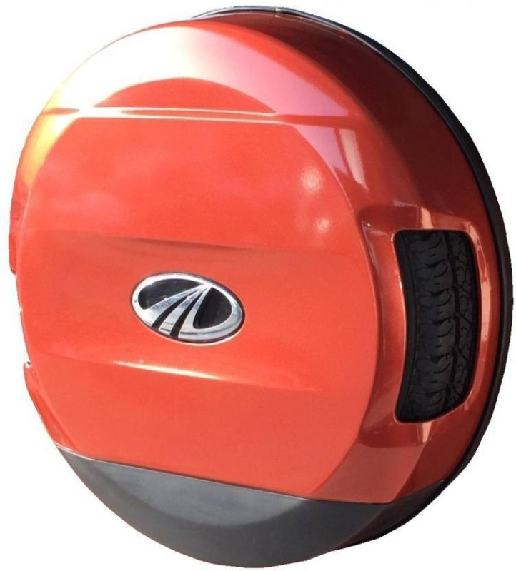 PP Infinity Mahindra Wheel Cover For Mahindra TUV-300(42 cm)
