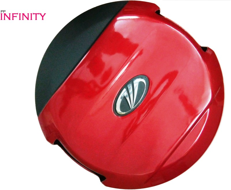 PP Infinity TUV Wheel Cover For Mahindra TUV-300(65 cm)