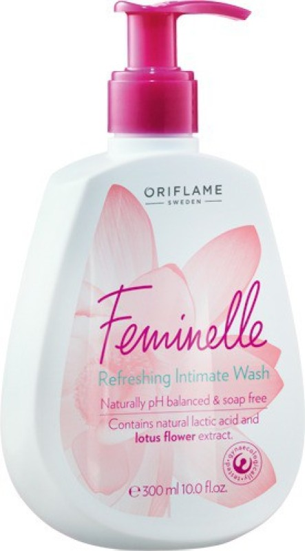 Oriflame Sweden Feminelle Refreshing Intimate Wash Intimate Wash(300 ml, Pack of 1)
