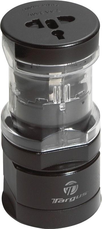 Targus Worldwide Adaptor(Black)