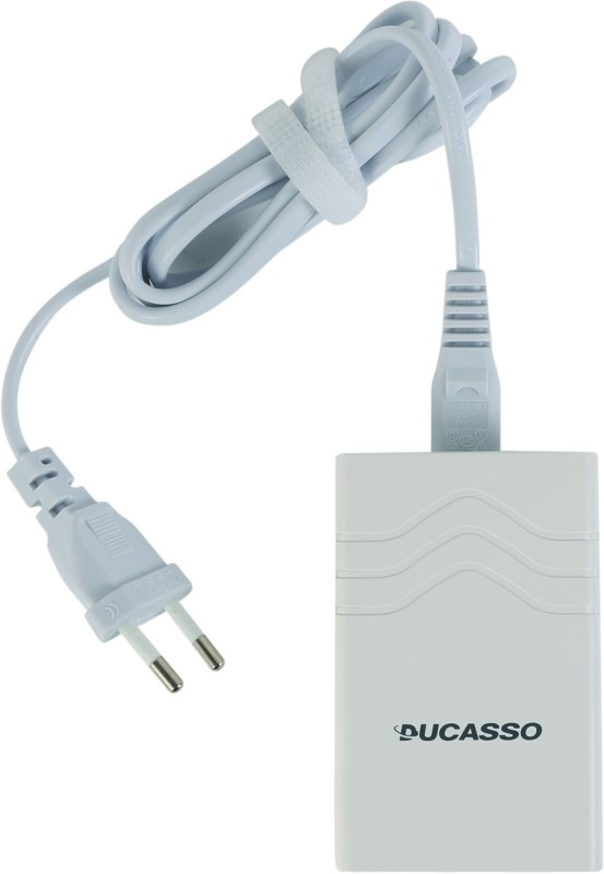 Ducasso Smart Charger Worldwide Adaptor(White)