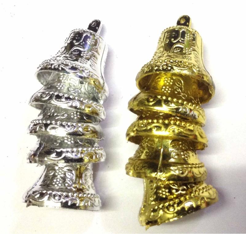 Unique Arts HangingBells10 Ornamental Bells Pack of 10