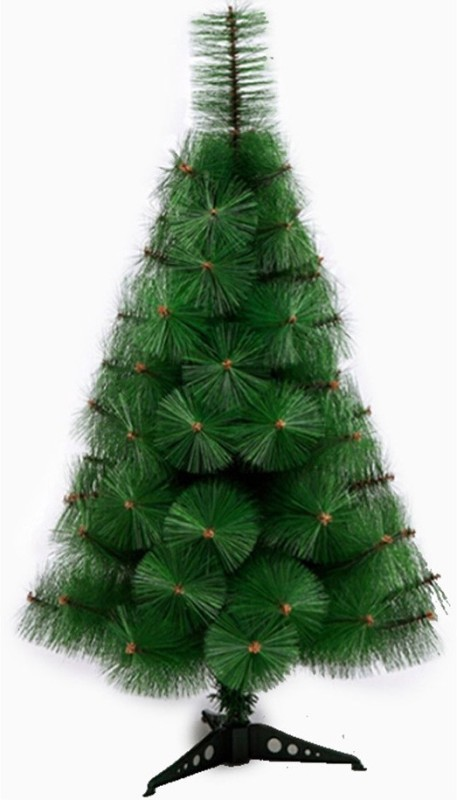 A Bonsai Pine 122 cm (4.0 ft) Artificial Christmas Tree(Green)
