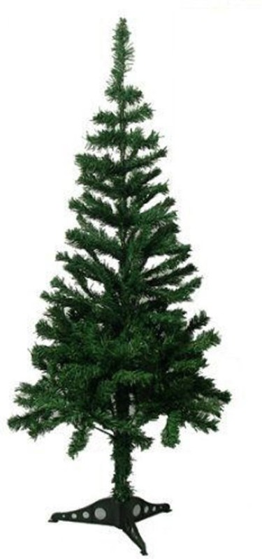 A Bonsai Generic 122 cm (4.0 ft) Artificial Christmas Tree(Green)