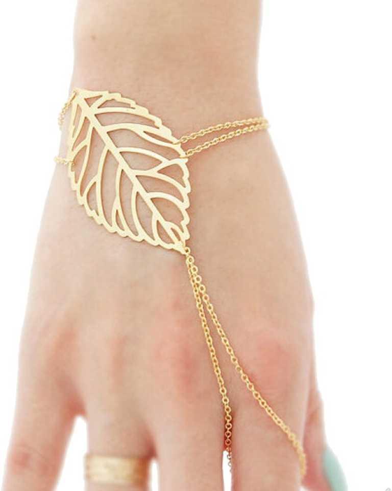 388cf77516 FemNmas Alloy Ring Bracelet Price in India - Buy FemNmas Alloy Ring  Bracelet Online at Best Prices in India | Flipkart.com