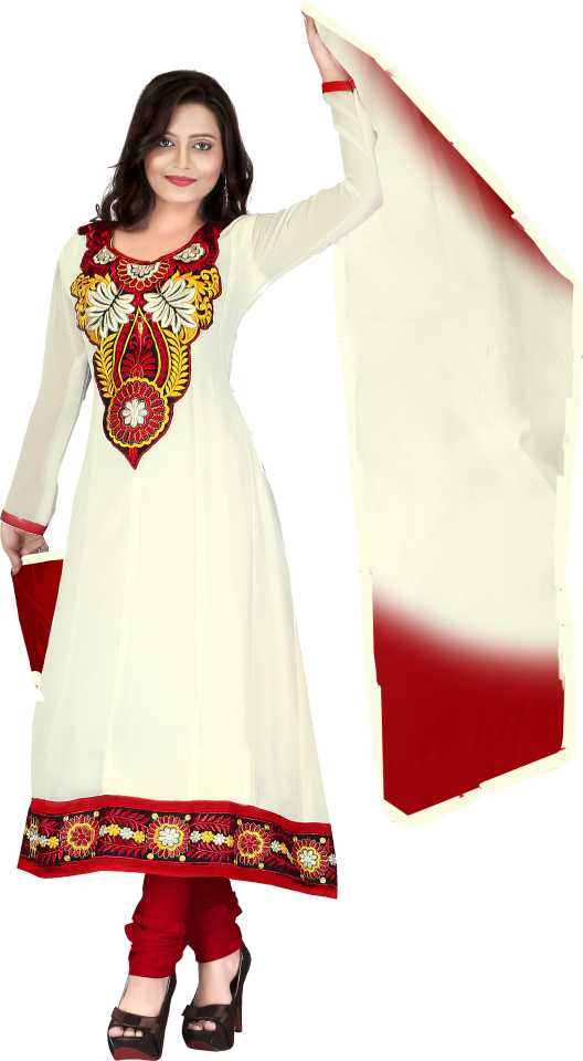 4624ea839a Shree Vardhman Poly Georgette Embroidered Kurta Fabric Price in India - Buy  Shree Vardhman Poly Georgette Embroidered Kurta Fabric online at  Flipkart.com
