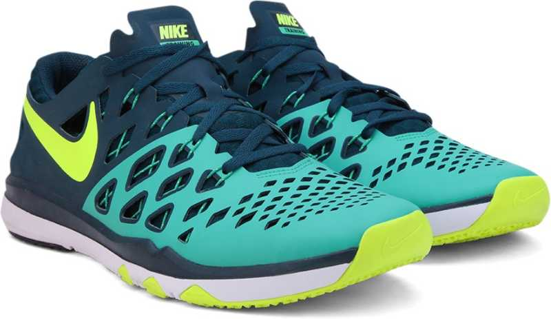 5a8f6d619fbdf2 Nike TRAIN SPEED 4 Training Shoes For Men - Buy HYPER JADE VOLT ...