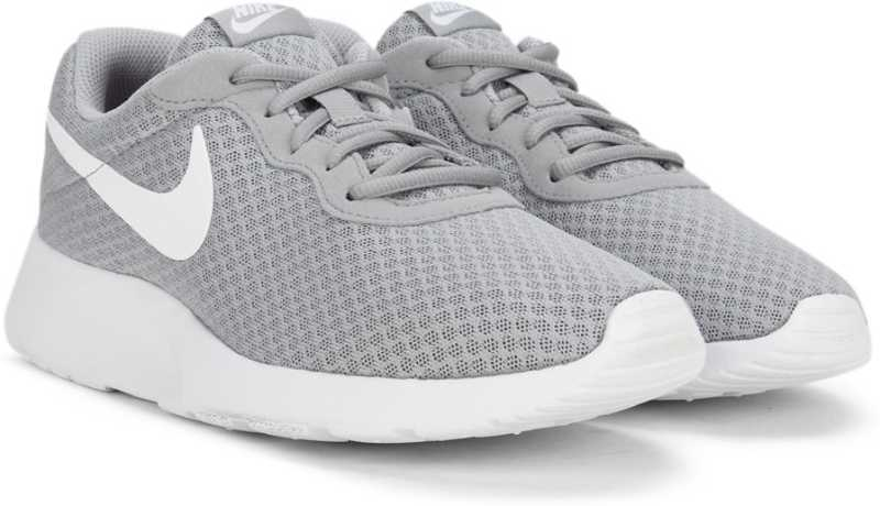 ee78722f1fa Nike TANJUN Sneakers For Men - Buy WOLF GREY WHITE GRIS LOUP   BLANC ...