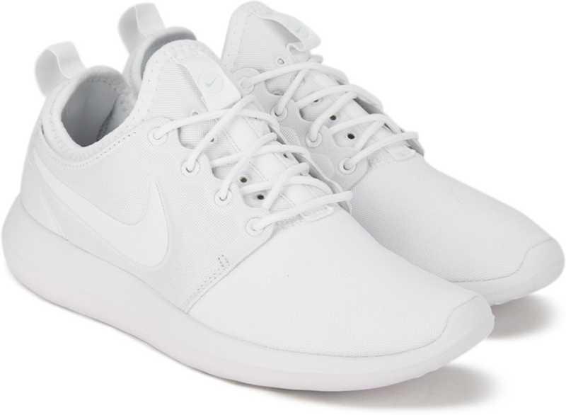 united kingdom sale nice cheap Nike W NIKE ROSHE TWO Running Shoes For Women - Buy WHITE/WHITE ...