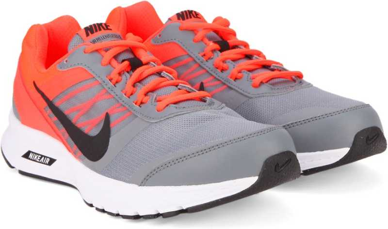 d3566ed20bfe Nike AIR RELENTLESS 5 MSL Running Shoes For Men - Buy COOL GREY BLK-TTL  CRMSN-WHITE Color Nike AIR RELENTLESS 5 MSL Running Shoes For Men Online at  Best ...