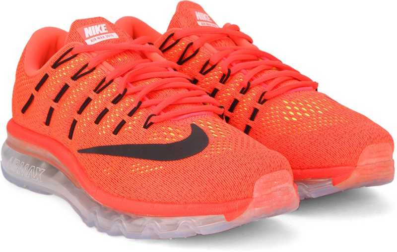 materno etc. el último  Nike AIR MAX 2016 Running Shoes For Men - Buy BRIGHT CRIMSON/BLCK ...