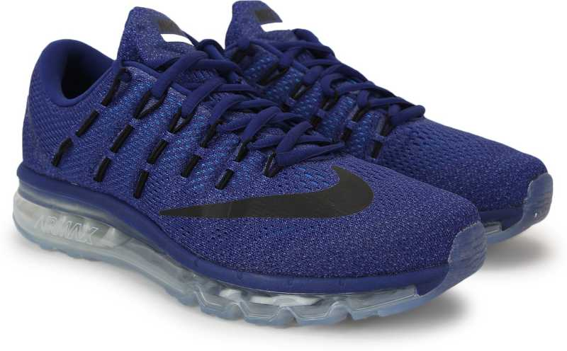 buy popular 2cb72 c1ce7 Nike AIR MAX 2016 Running Shoes For Men - Buy Deep Royal Blue Black Racer  Blue Color Nike AIR MAX 2016 Running Shoes For Men Online at Best Price -  Shop ...