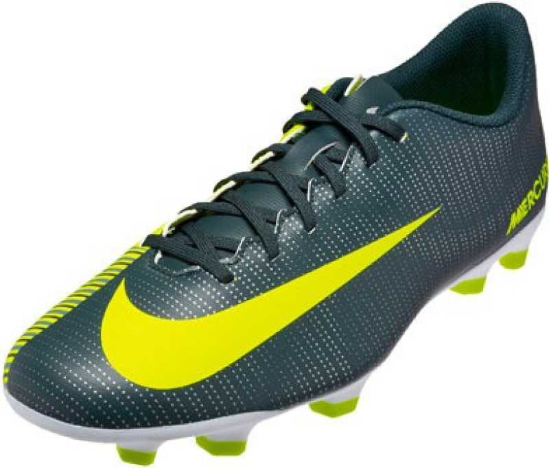 0b526f341 Nike MERCURIAL VORTEX III CR7 FG Football Shoes For Men (Multicolor)