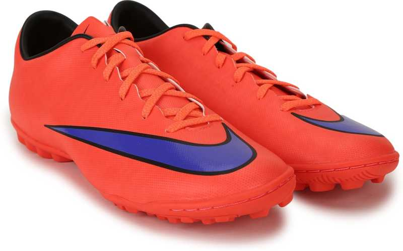 separation shoes 80920 e7746 Nike MERCURIAL VICTORY V TF Football Shoes For Men - Buy ...