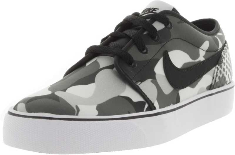 41ff729eda16 Nike TOKI LOW TXT PRINT Sneakers For Men - Buy Grey Camo Color Nike ...