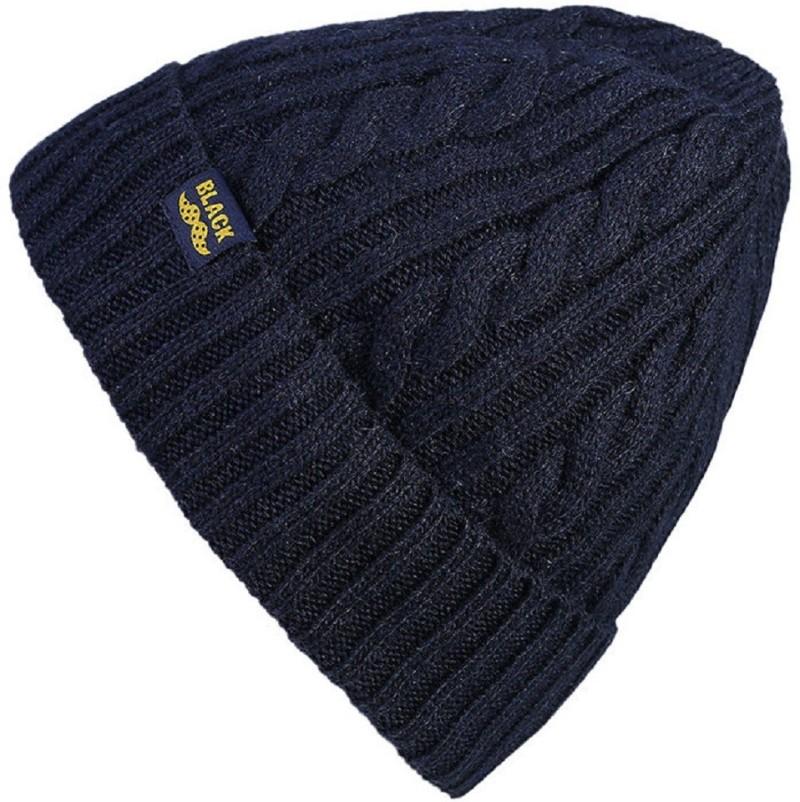 Fashion Men/'s Women Warm Winter Hat  Cap Knit Beanie Casual Warm Ski Hats Q